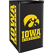 Boelter Iowa Hawkeyes Counter Top Height Refrigerator