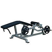 Body Solid Leverage LVLC Leg Curl Bench