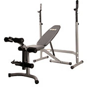Body Champ 2-Piece Olympic Weight Bench