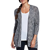 CALIA by Carrie Underwood Women's Dolman Cardigan Sweater