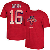 CCM Men's Florida Panthers Aleksander Barkov Vintage Home Player T-Shirt