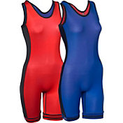 Cliff Keen Women's The Respond Compression Wrestling Singlet