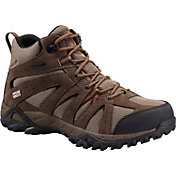 Columbia Men's Grand Canyon Outdry Mid Waterproof Hiking Boots