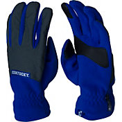 Columbia Kentucky Wildcats Overlay Gloves