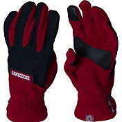 Columbia South Carolina Gamecocks Overlay Gloves