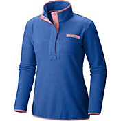 Columbia Women's PFG Harborside Fleece Pullover