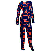 Concepts Sport Women's Syracuse Orange Blue Onesie