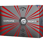 Callaway Chrome Soft X Golf Balls - Prior Generation
