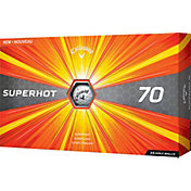 Callaway Superhot 70 Golf Balls – 15-Pack