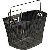 Diamondback Metal Mesh Quick Release Bike Basket