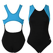 Dolfin Women's Aquashape Moderate Lap Swimsuit