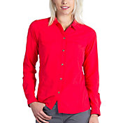 ExOfficio Women's Bugsaway Breez'r Button Up Long Sleeve Shirt