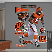 Fathead Geno Atkins #97 Cincinnati Bengals Real Big Wall Graphic