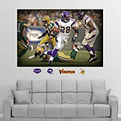 "Fathead Adrian Peterson ""In Your Face"" Wall Graphic"