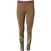 Field & Stream Women's Base Defense Midweight Base Layer Leggings