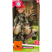 "Field & Stream 10"" Doll Hunter Set"