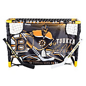 Franklin Tuukka Rask Mini Hockey Goal Set w/ Target