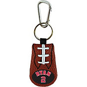 GameWear Atlanta Falcons Matt Ryan Team NFL Keychain