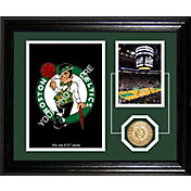 The Highland Mint Boston Celtics Desktop Photo Mint