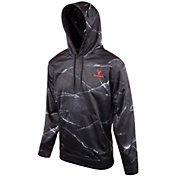 Huntworth Men's Performance Fleece Camo Hoodie