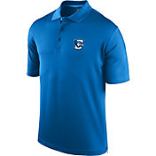 J. America Men's Creighton Bluejays Blue Spector Polo
