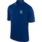 Top of the World Men's Rice Owls Blue Spector Polo