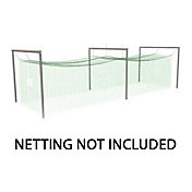 Jugs FR405 #4 Half-Net Batting Cage Frame