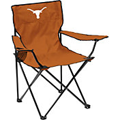 Texas Longhorns Team-Colored Canvas Chair