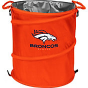 Logo Denver Broncos Trash Can Cooler