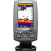 Lowrance Hook-4x Mid/High/Downscan Fish Finder (000-12641-001)