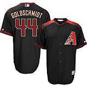 Majestic Men's Replica Arizona Diamondbacks Paul Goldschmidt #44 Cool Base Alternate Black Jersey