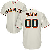 Majestic Men's Full Roster Cool Base Replica San Francisco Giants Home Ivory Jersey