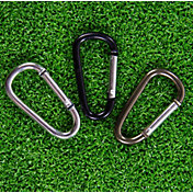 Maxfli Carabiner Clips – 3 Pack
