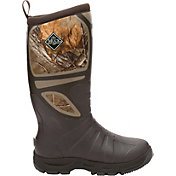 Muck Boot Men's Pursuit Shadow Pull-On Realtree Rubber Hunting Boots