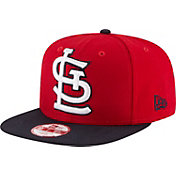 New Era Men's St. Louis Cardinals 9Fifty Grand Logo Adjustable Hat