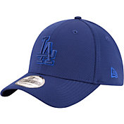 New Era Men's Los Angeles Dodgers 39Thirty Tone Tech Royal Stretch Fit Hat