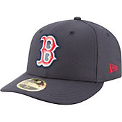 New Era Men's Boston Red Sox 59Fifty Diamond Era Navy Low Crown Fitted Hat