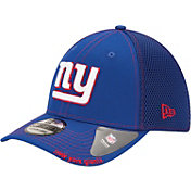 New Era Men's New York Giants 39Thirty Neo Flex Blue Hat