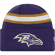 New Era Men's Baltimore Ravens Color Rush 2016 On-Field Knit Hat