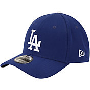 New Era Youth Los Angeles Dodgers 39Thirty Classic Royal Flex Hat
