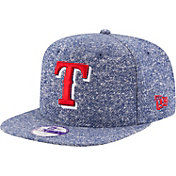 New Era Youth Texas Rangers 9Fifty Royal Adjustable Hat