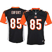 Nike Youth Home Limited Jersey Cincinnati Bengals Tyler Eifert #85