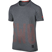 Nike Boys' Pro Cool Short Sleeve Graphic T-Shirt