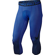 Nike Men's Pro Cool Flow 3/4 Length Graphic Compression Tights