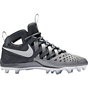 Nike Men's Huarache V Lax Mid Lacrosse Cleats