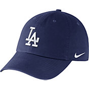 Nike Men's Los Angeles Dodgers Dri-FIT Royal Heritage 86 Stadium Adjustable Hat