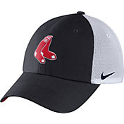 Nike Men's Boston Red Sox Dri-FIT Navy/White Heritage 86 Adjustable Hat