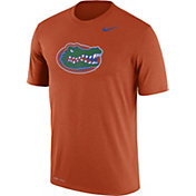 Nike Men's Florida Gators Orange Logo Dry Legend T-Shirt
