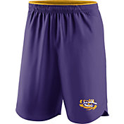 Nike Men's LSU Tigers Purple Vapor Football Performance Shorts