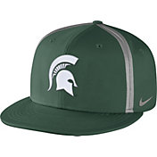 Nike Men's Michigan State Spartans Green Champ Drive True Snapback Hat